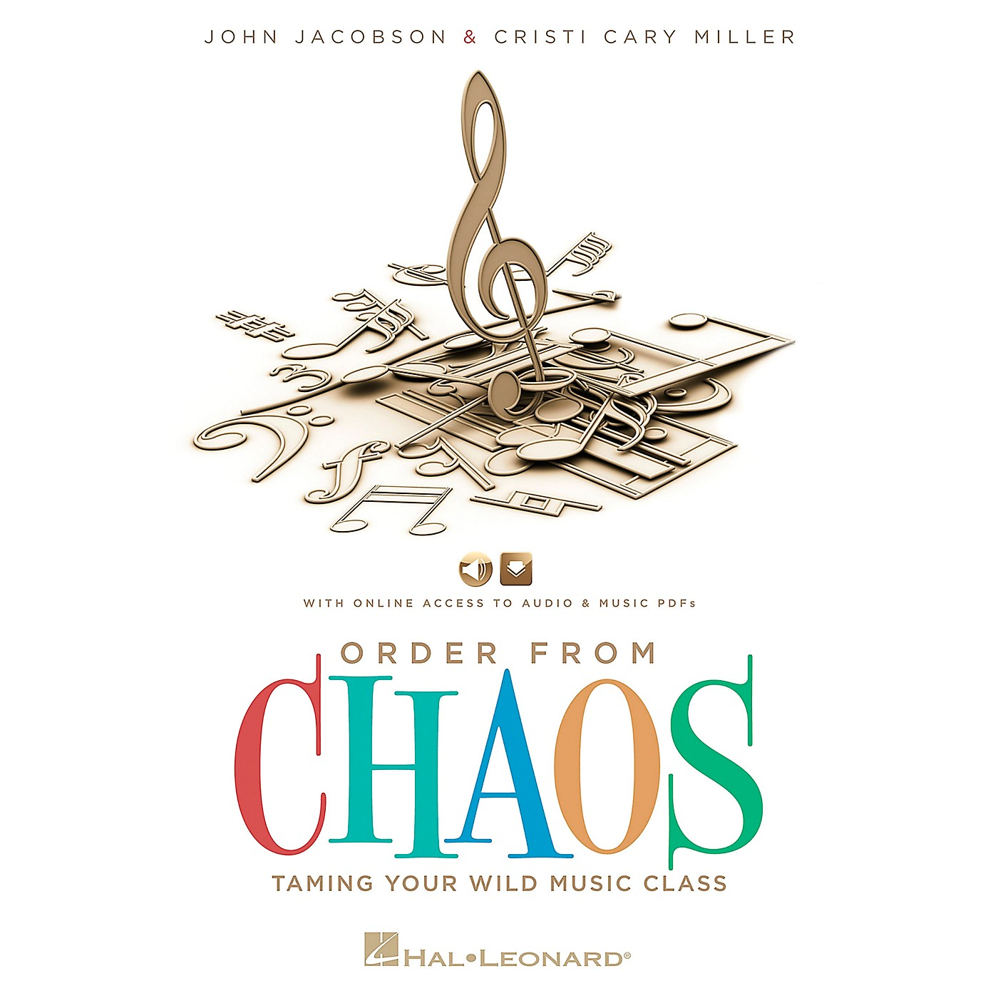Hal Leonard Order From Chaos - Taming the Wild Music Class Book/CD thumbnail