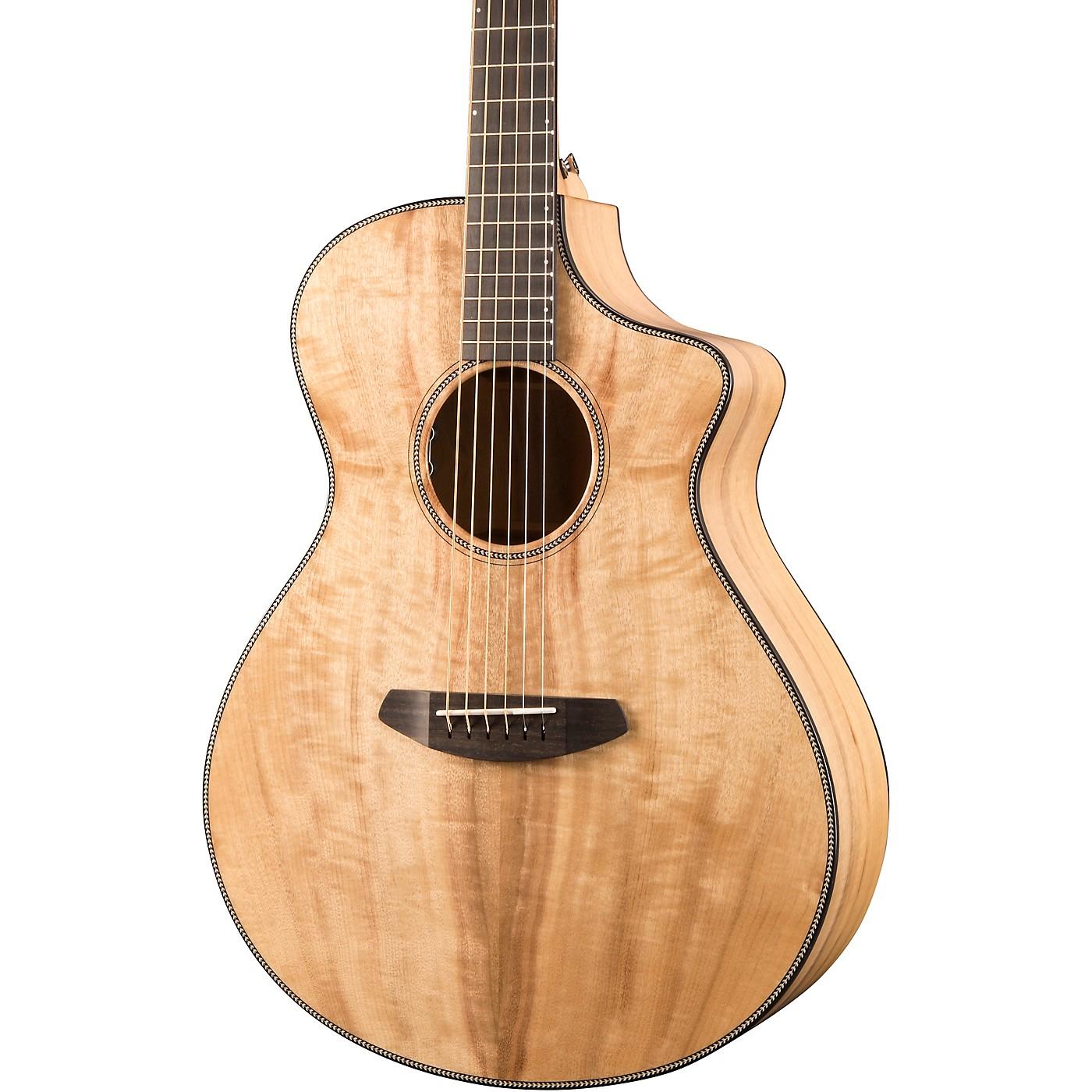 Breedlove Oregon Concert CE Myrtlewood Acoustic-Electric Guitar thumbnail