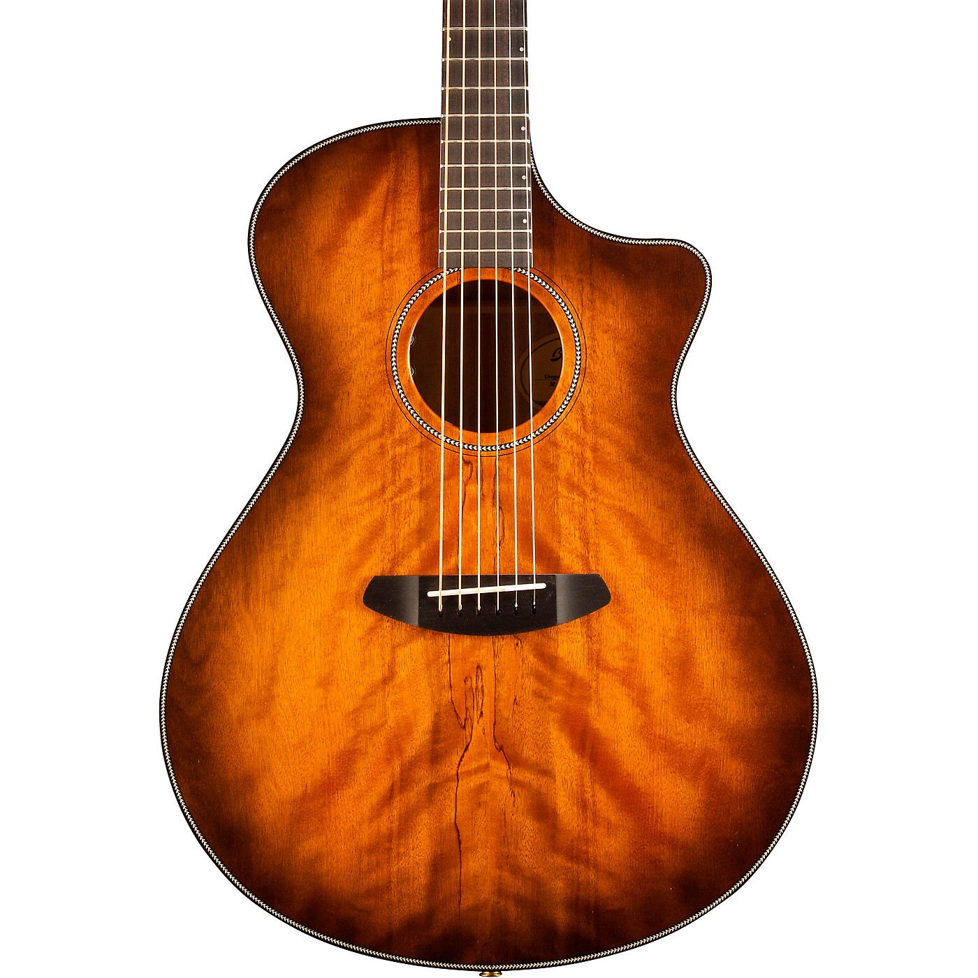Breedlove Oregon Concerto CE Acoustic-Electric Guitar thumbnail
