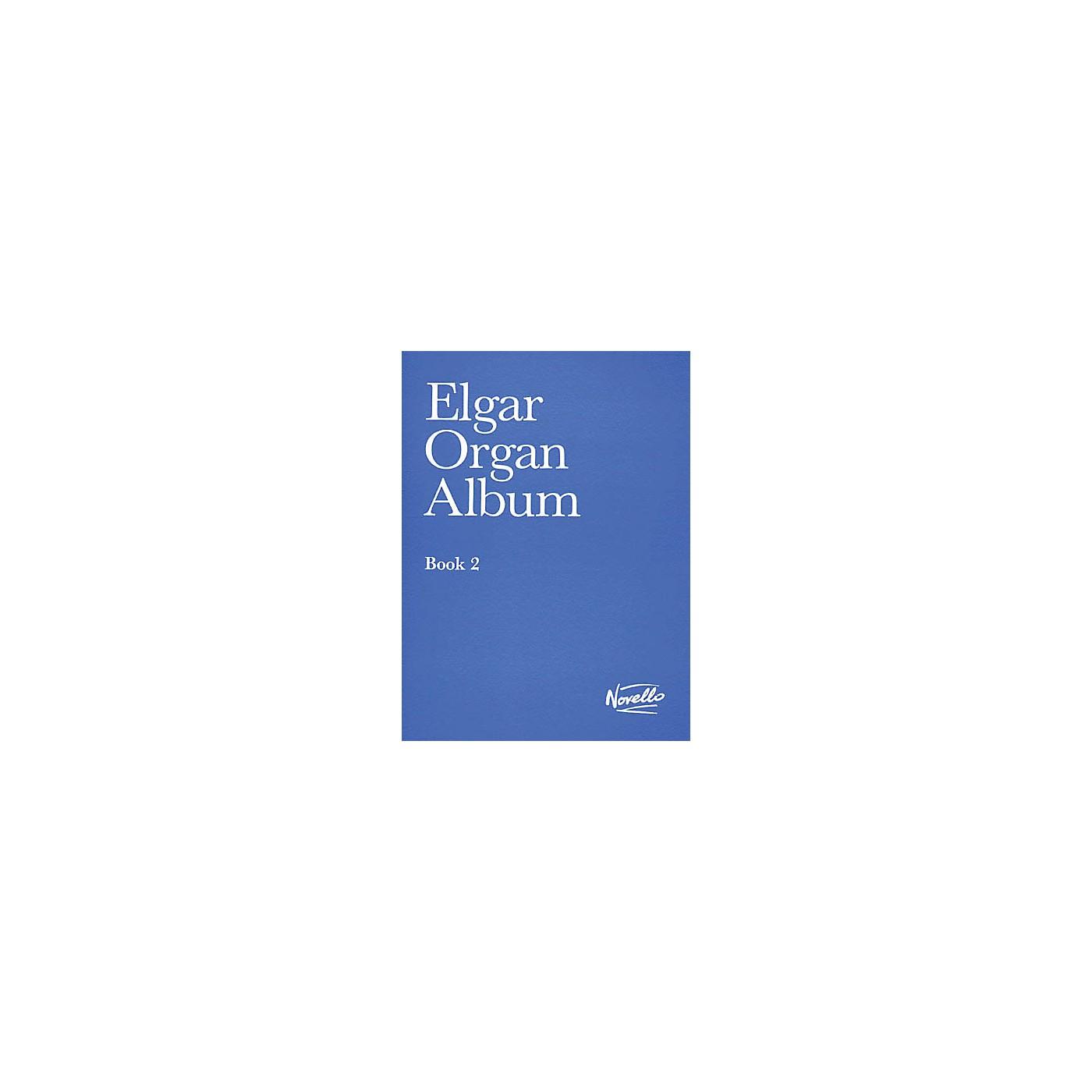 Novello Organ Album - Book 2 Music Sales America Series thumbnail