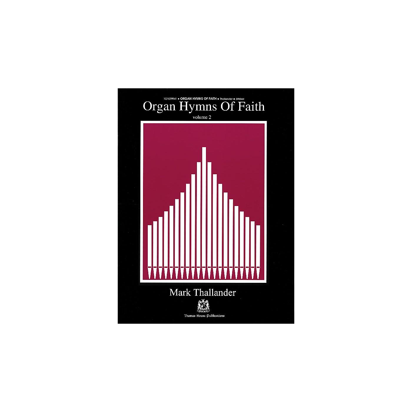 Fred Bock Music Organ Hymns of Faith - Volume 2 thumbnail