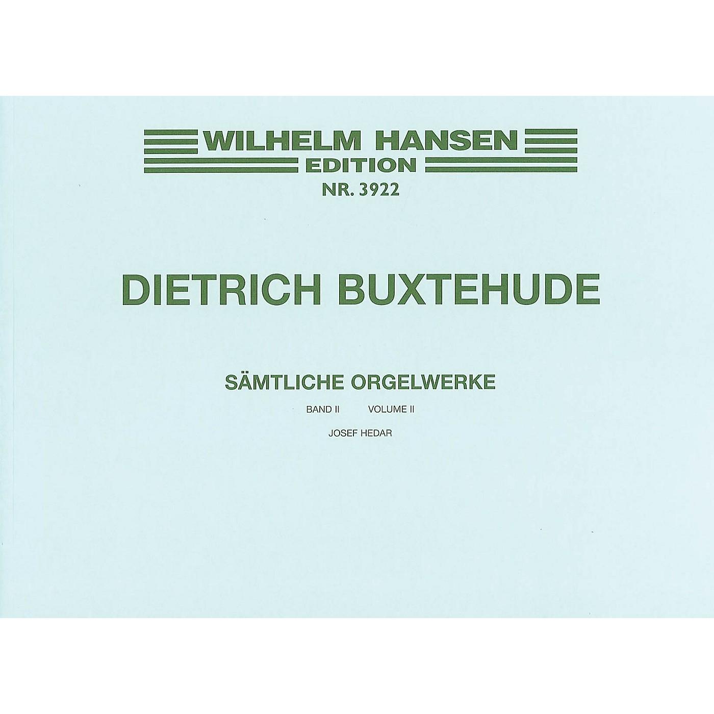 Wilhelm Hansen Organ Works - Volume 2: Preludes and Fugues, Toccatas Music Sales America Series thumbnail