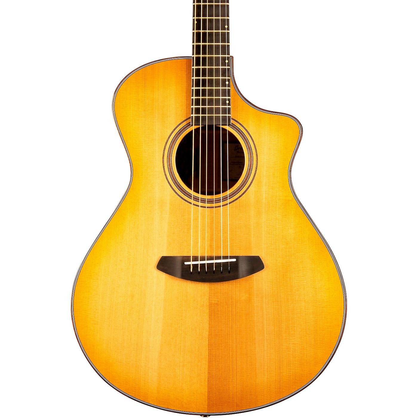 Breedlove Organic Collection Artista Concert Cutaway CE Acoustic-Electric Guitar thumbnail