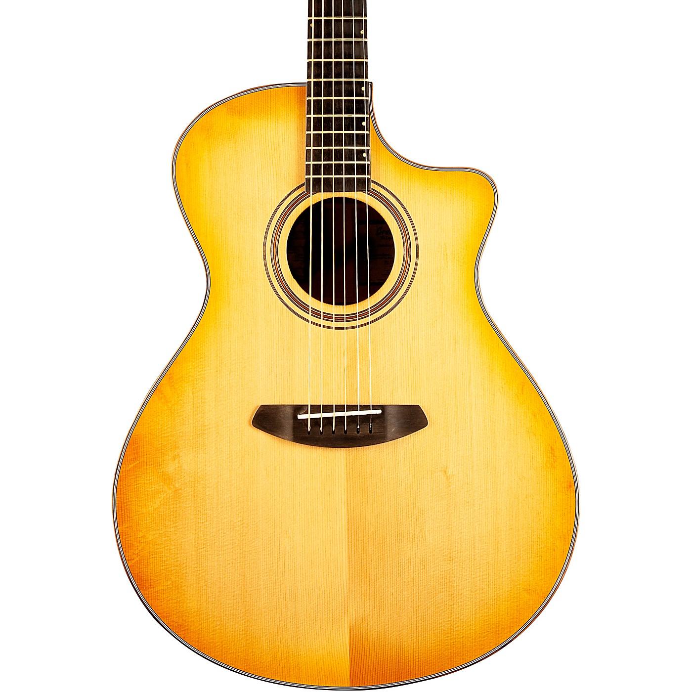 Breedlove Organic Collection Artista Concerto Cutaway CE Acoustic-Electric Guitar thumbnail