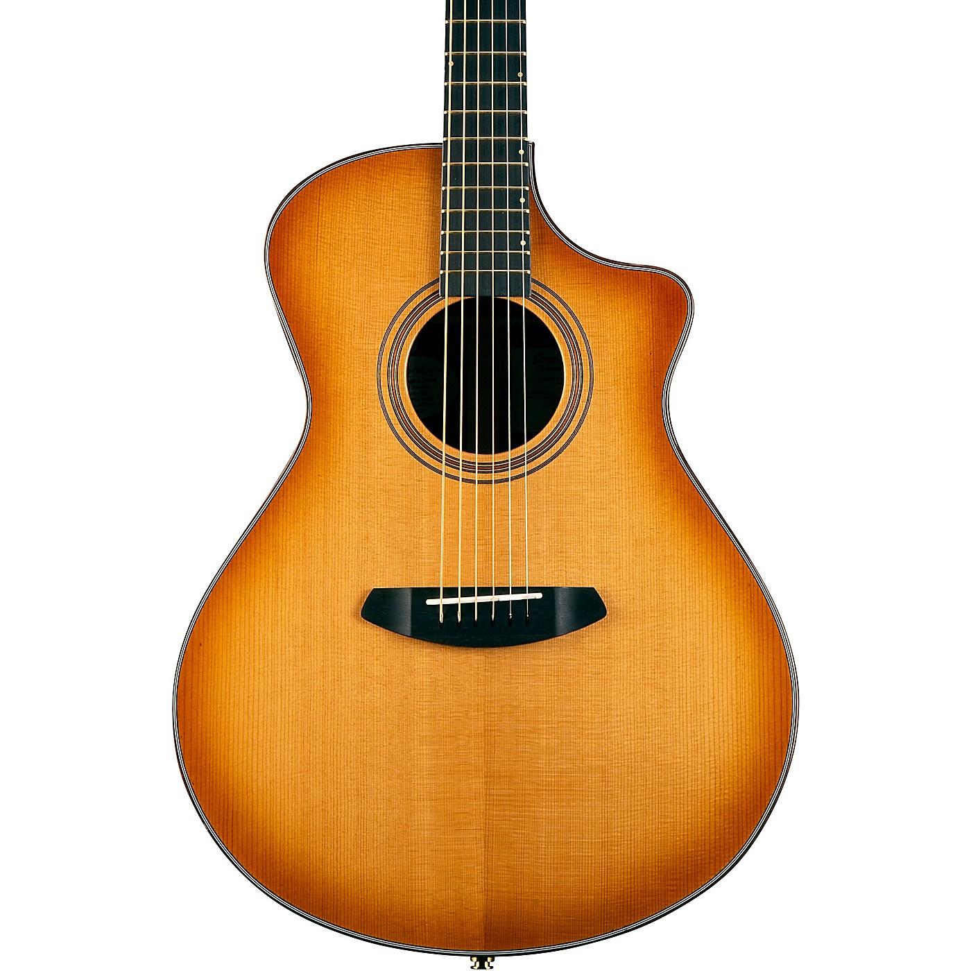 Breedlove Organic Collection Artista Granadillo Concert Cutaway CE Acoustic-Electric Guitar thumbnail