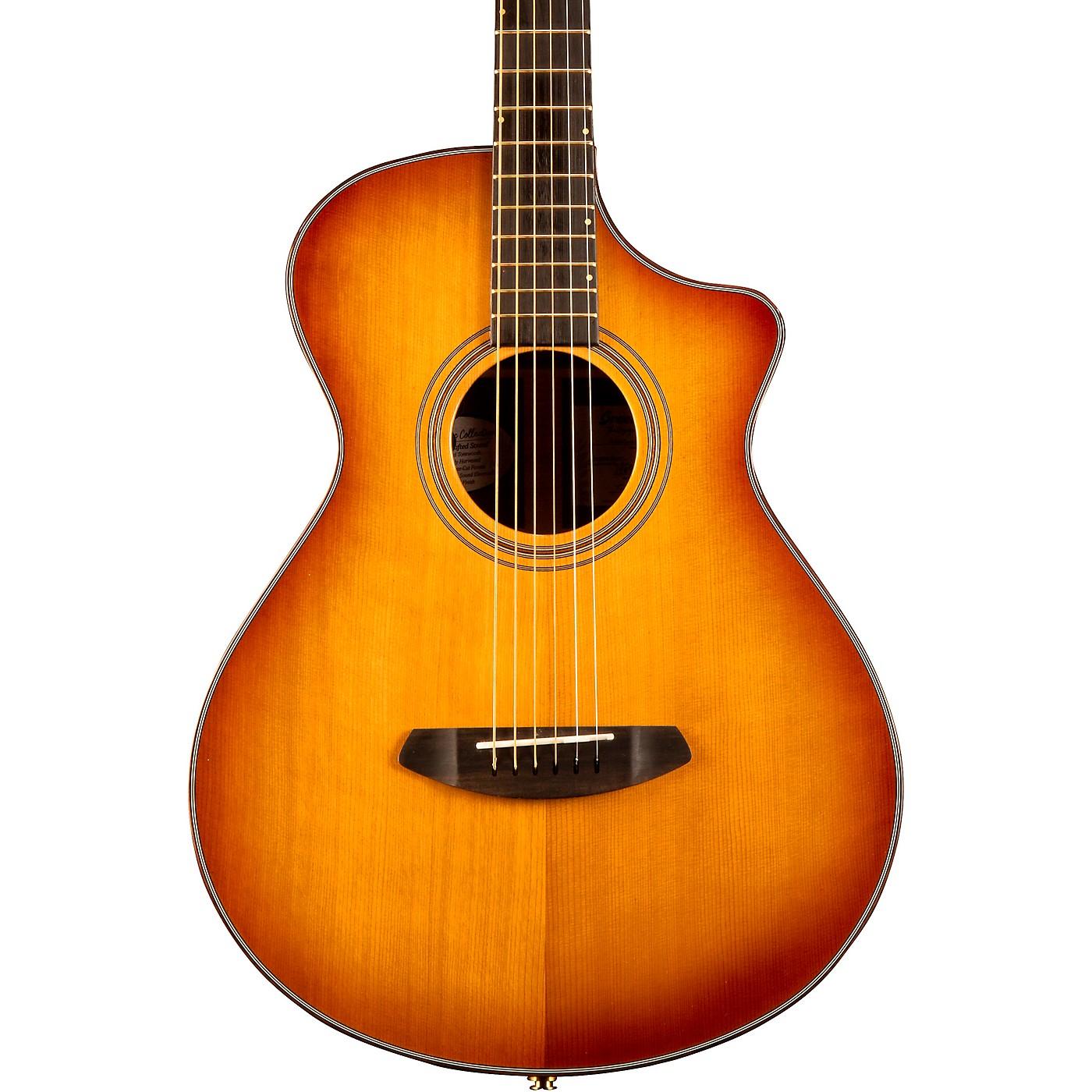 Breedlove Organic Collection Artista Granadillo Concertina Cutaway CE Acoustic-Electric Guitar thumbnail