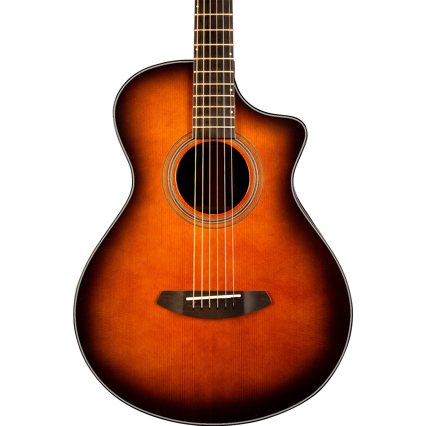 Breedlove Organic Collection Performer Concertina Cutaway CE Acoustic-Electric Guitar thumbnail