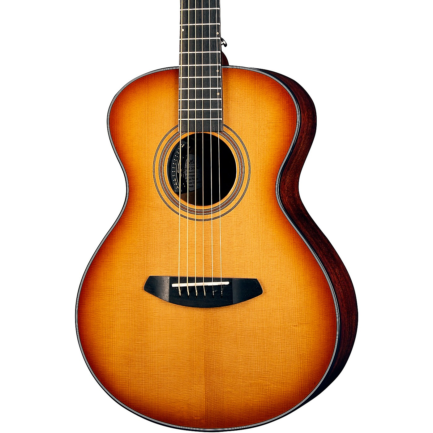 Breedlove Organic Collection Signature Companion Acoustic-Electric Guitar thumbnail