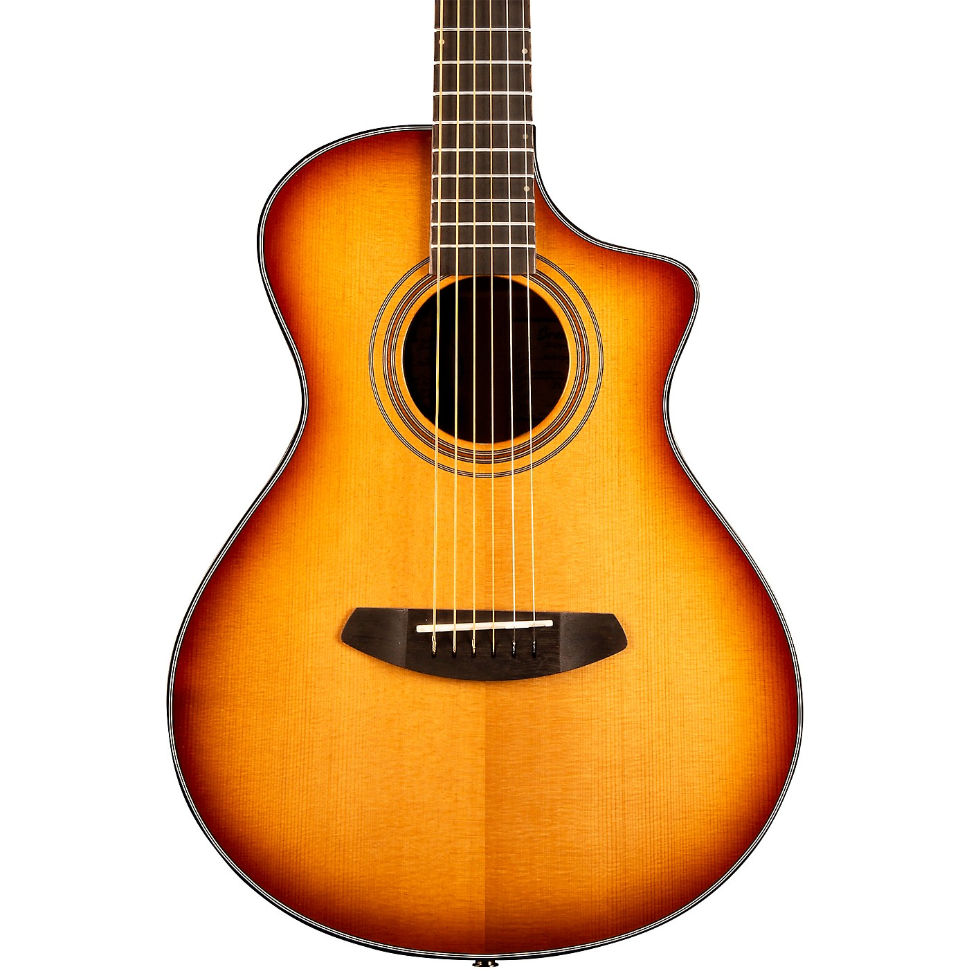 Breedlove Organic Collection Signature Companion Cutaway CE Acoustic-Electric Guitar thumbnail