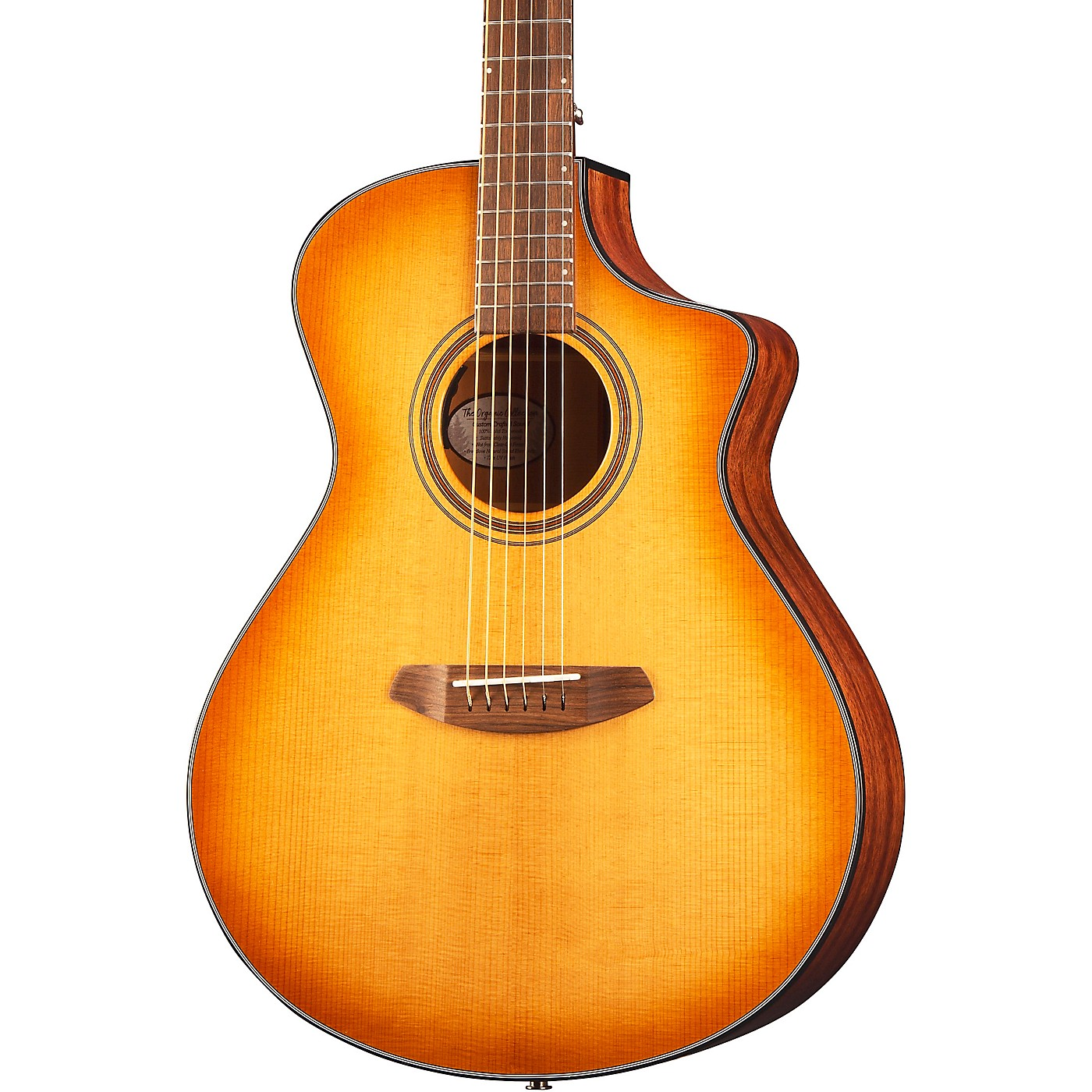 Breedlove Organic Collection Signature Concert Cutaway CE Acoustic-Electric Guitar thumbnail