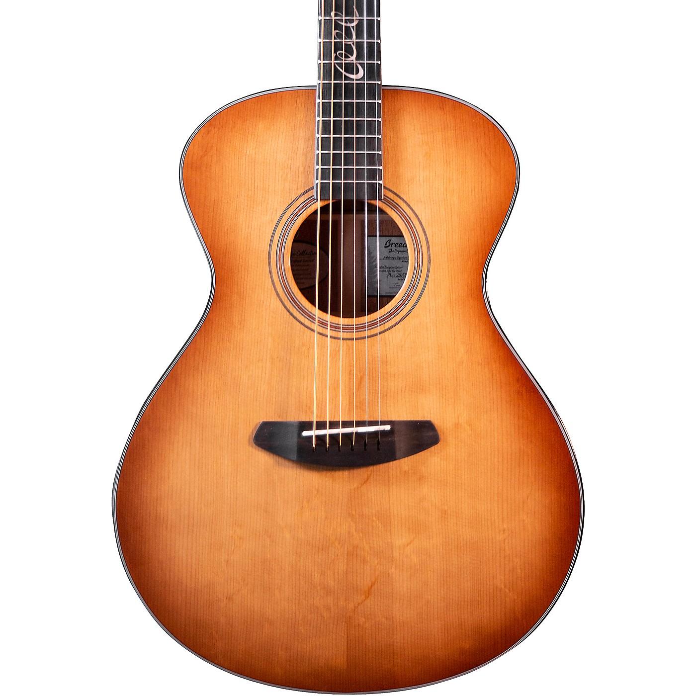 Breedlove Organic Collection Signature Concert Jeff Bridges Acoustic-Electric Guitar thumbnail