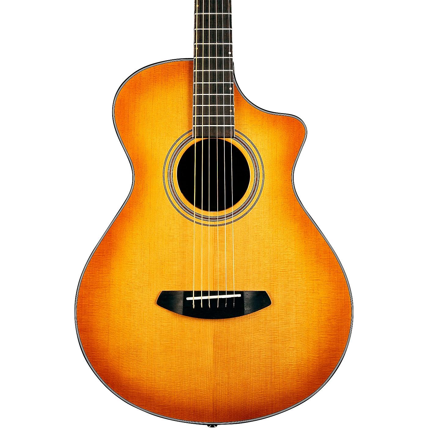 Breedlove Organic Collection Signature Concertina Cutaway CE Acoustic-Electric Guitar thumbnail