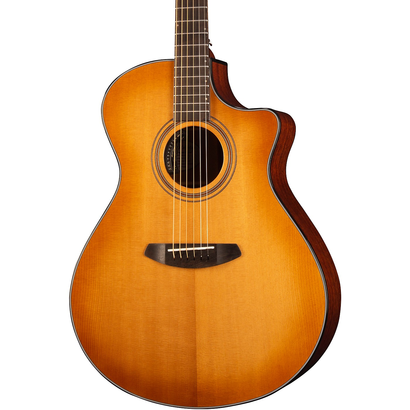 Breedlove Organic Collection Signature Concerto Cutaway CE Acoustic-Electric Guitar thumbnail