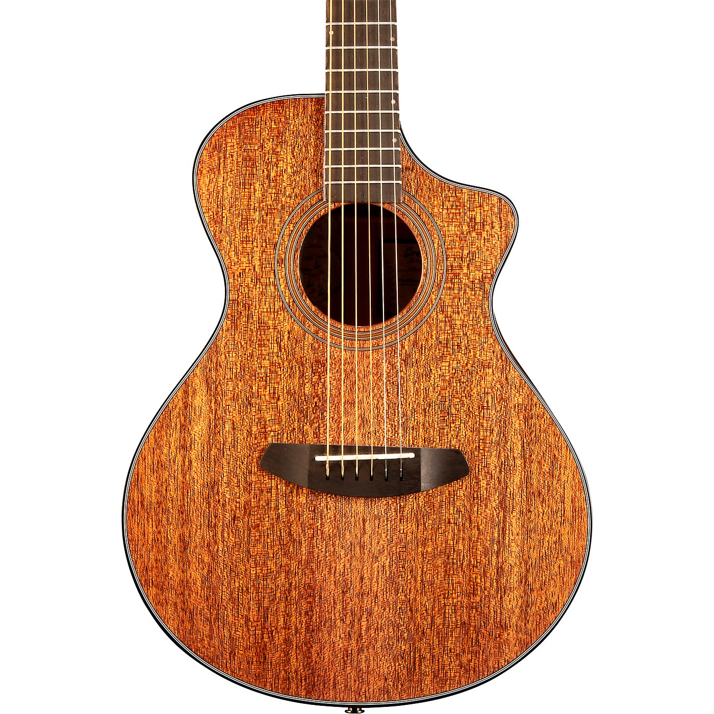 Breedlove Organic Collection Wildwood Companion Cutaway CE Acoustic-Electric Guitar thumbnail