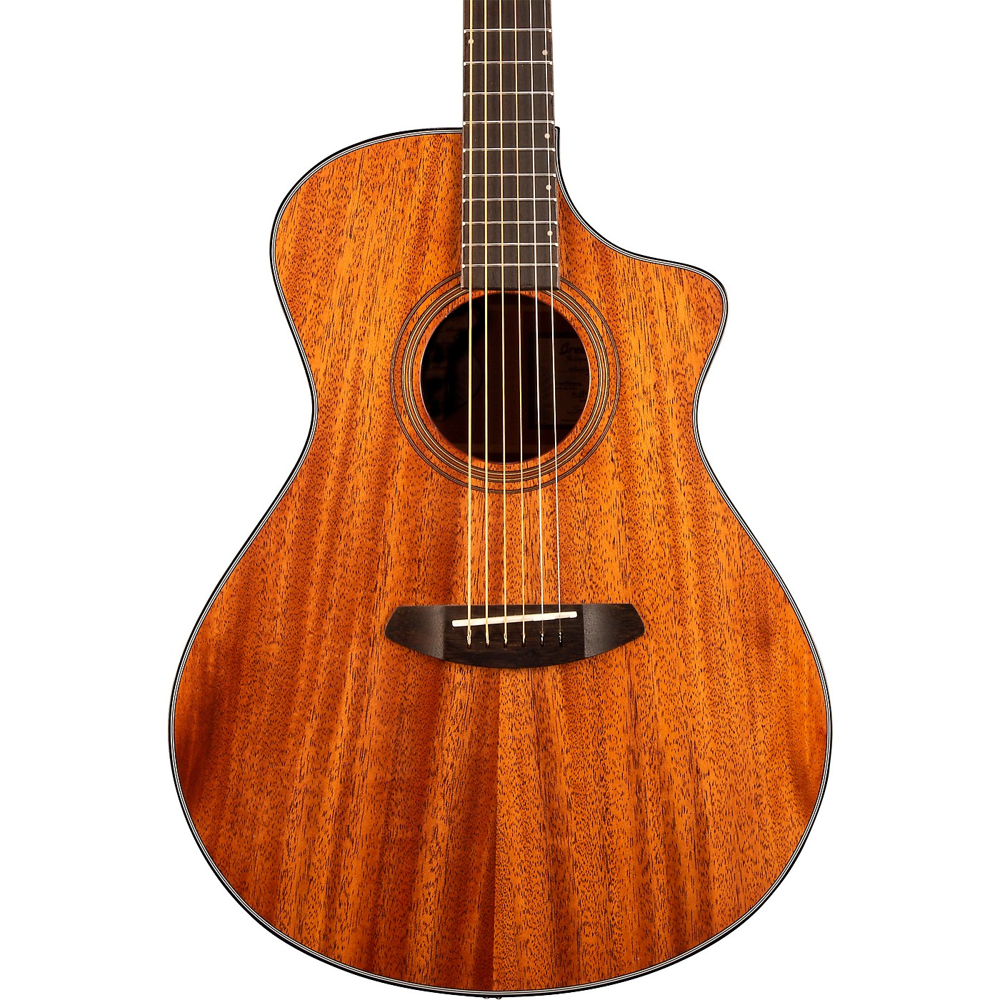 Breedlove Organic Collection Wildwood Concert Cutaway CE Acoustic-Electric Guitar thumbnail