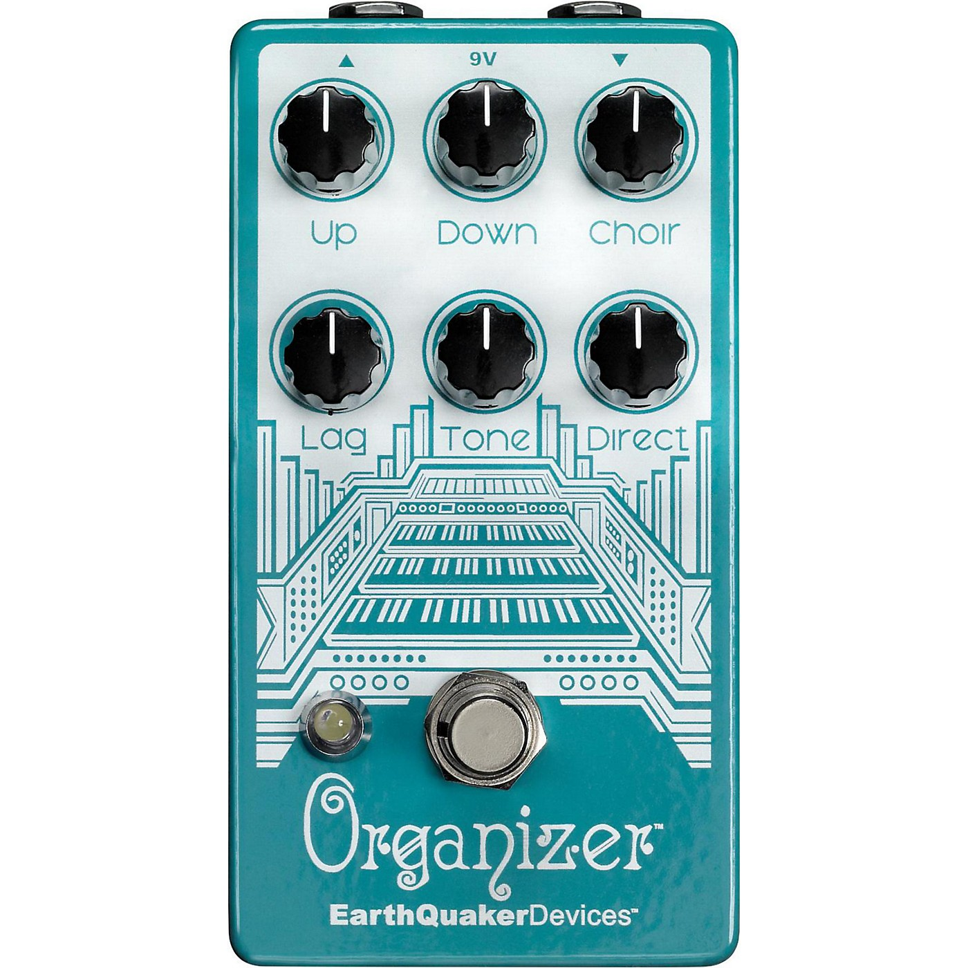 EarthQuaker Devices Organizer V2 Pedal thumbnail