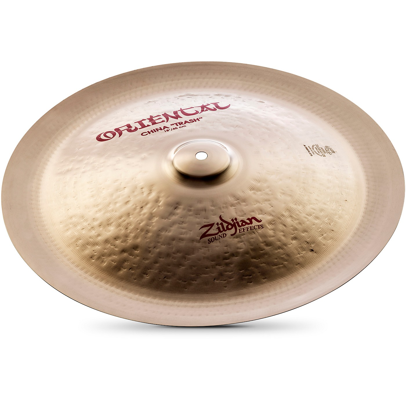 Zildjian Oriental China 'Trash' Cymbal thumbnail