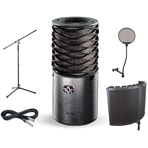 Aston Microphones Origin VS1 Stand Pop Filter and Cable Kit thumbnail
