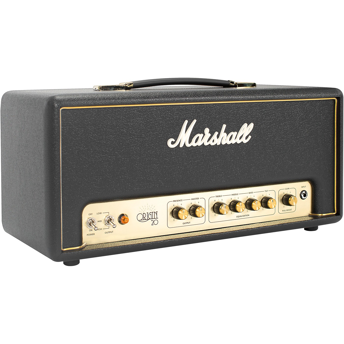 Marshall Origin20H 20W Tube Guitar Amp Head thumbnail