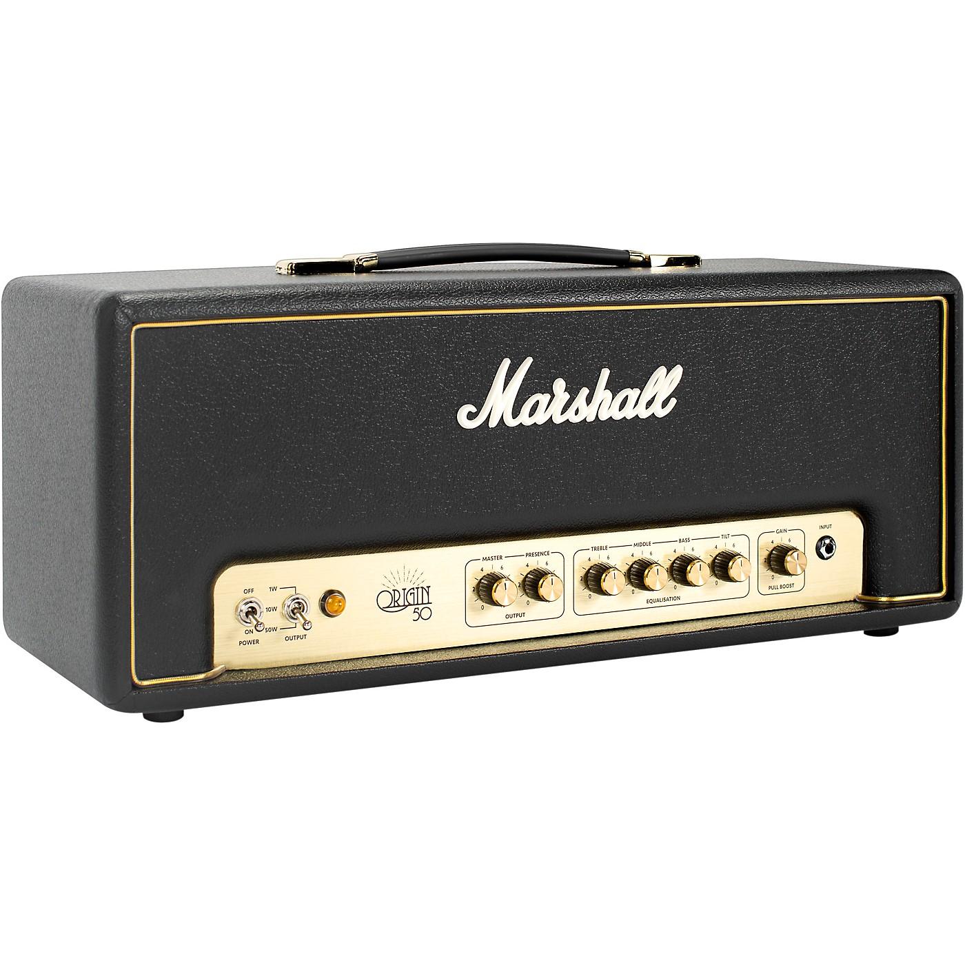 Marshall Origin50H 50W Tube Guitar Amp Head thumbnail
