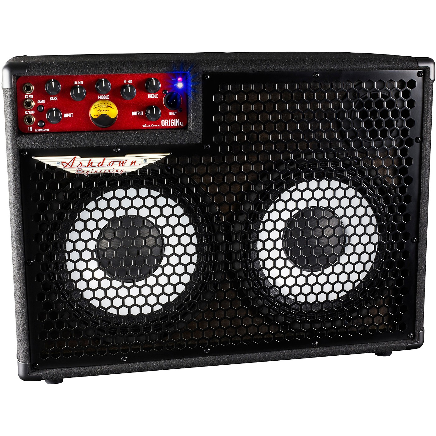 Ashdown OriginAL C210T 300W 2x10 Bass Combo Amplifier thumbnail