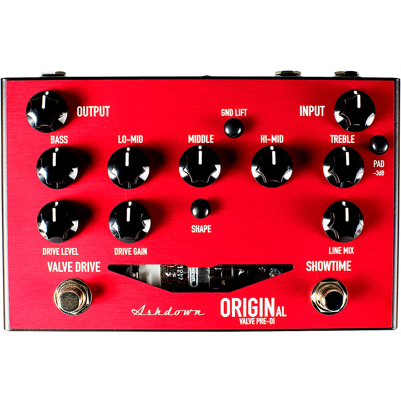 Ashdown OriginAL Tube Preamp DI thumbnail
