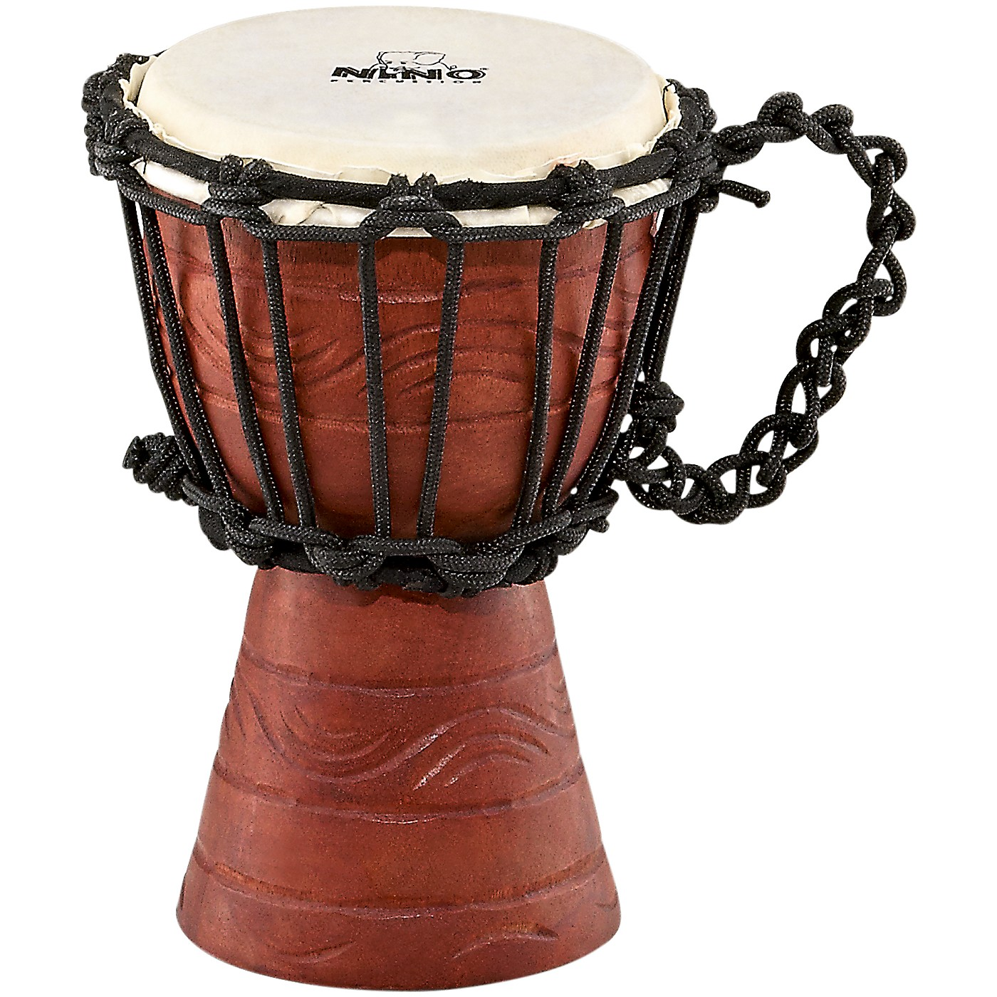 Nino Original African Style Rope-Tuned Water Rhythm Series Djembe thumbnail