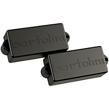 Bartolini Original Bass Series 4-String P Bass Deep Tone Single Coil Pickup