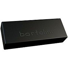 Bartolini Original Bass Series 6-String Bass M4 Soapbar Split Coil Neck Pickup