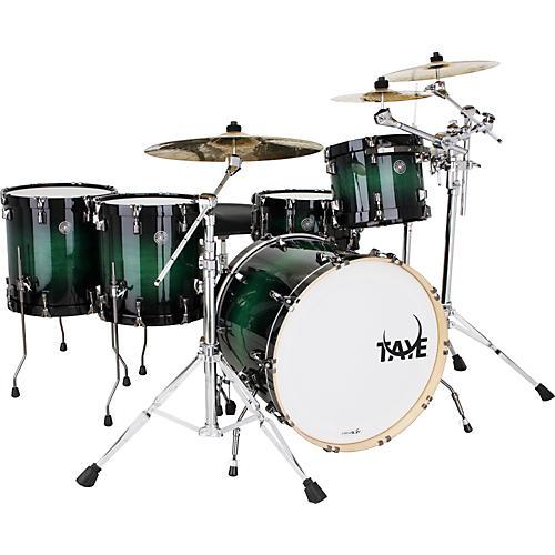 Taye Drums Original Craftsman Series Maple 5-Piece Shell Pack thumbnail