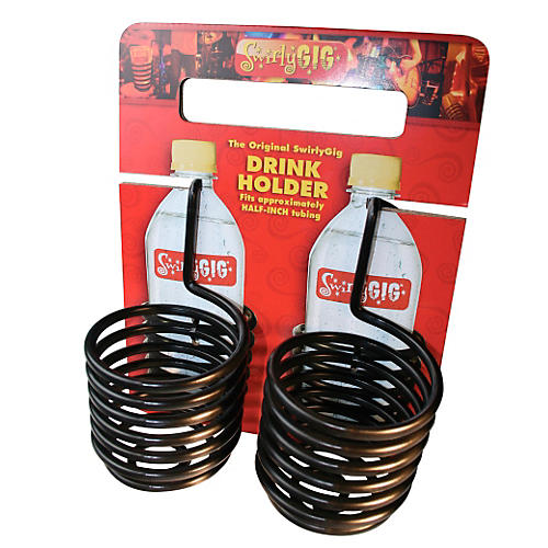 SwirlyGig Original SwirlyGig Drink Holder Two-Pack thumbnail
