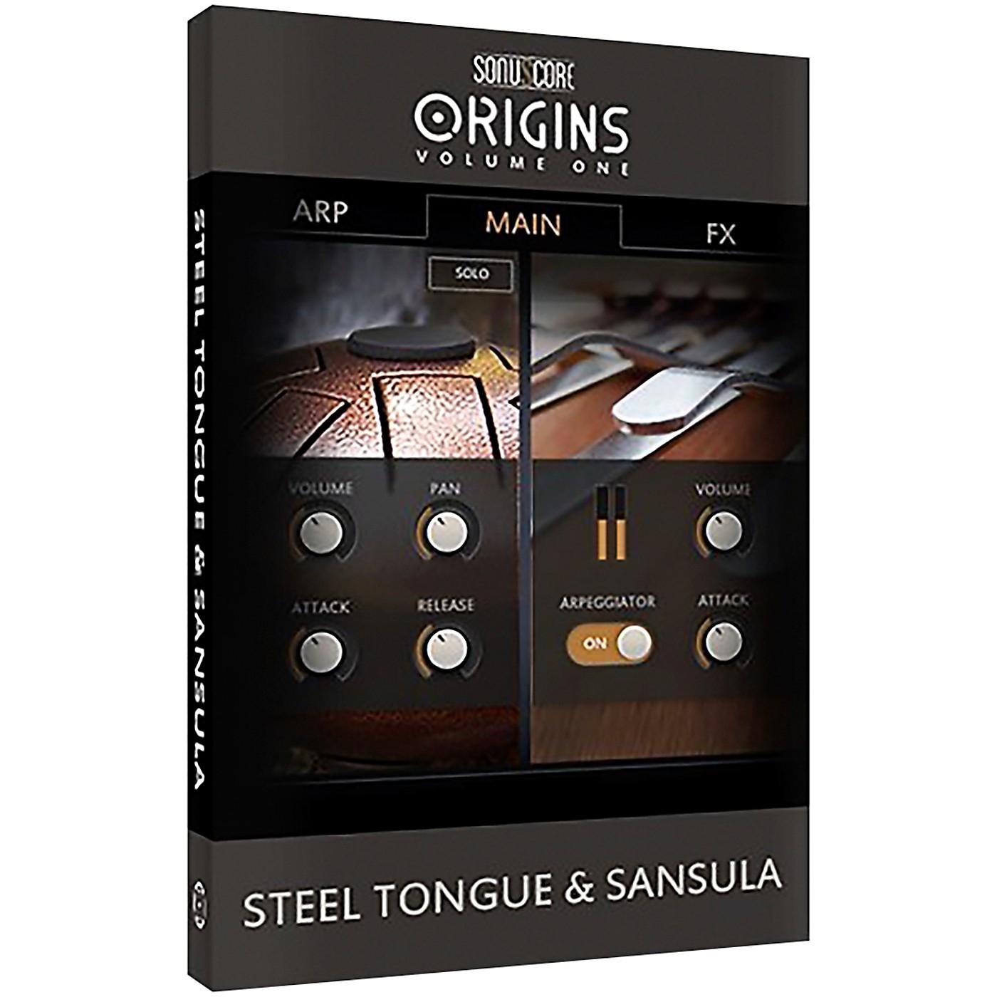 Sonuscore Origins Series Vol. 1 Steel Tongue & Sansula thumbnail