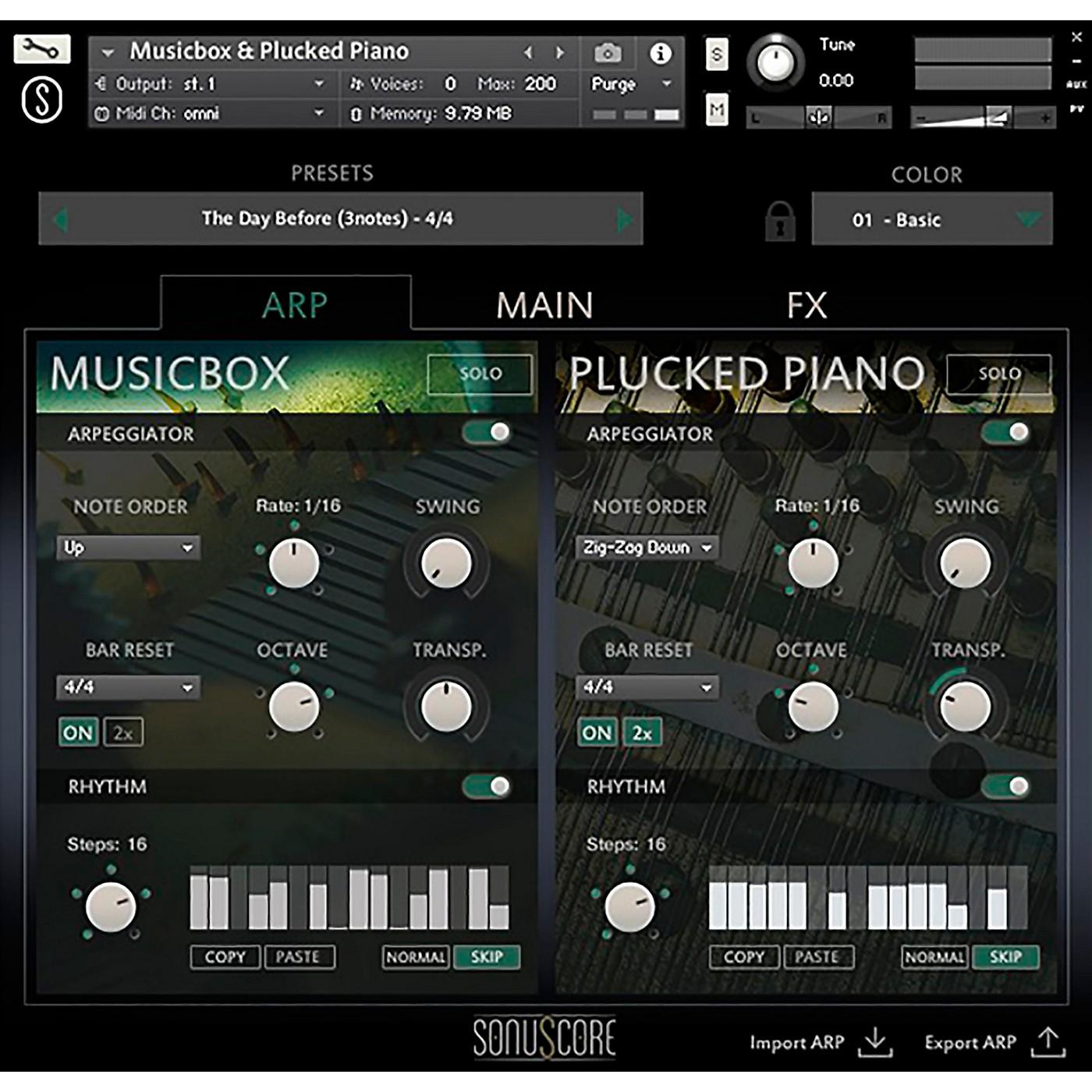 Sonuscore Origins Series Vol. 2 Music Box and Plucked Piano thumbnail
