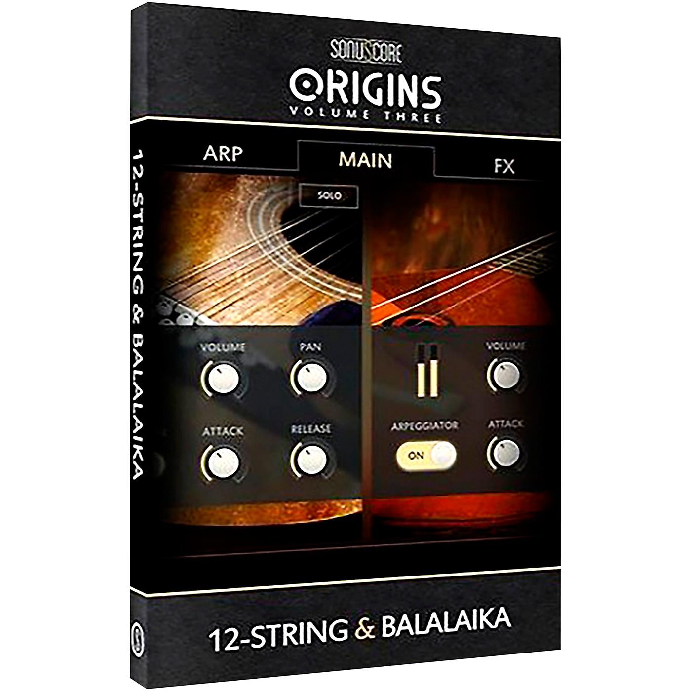 Sonuscore Origins Series Vol. 3 12-String and Balalaika thumbnail