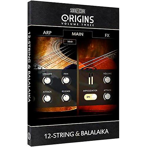 Best Service Origins Series Vol. 3 12-String and Balalaika thumbnail