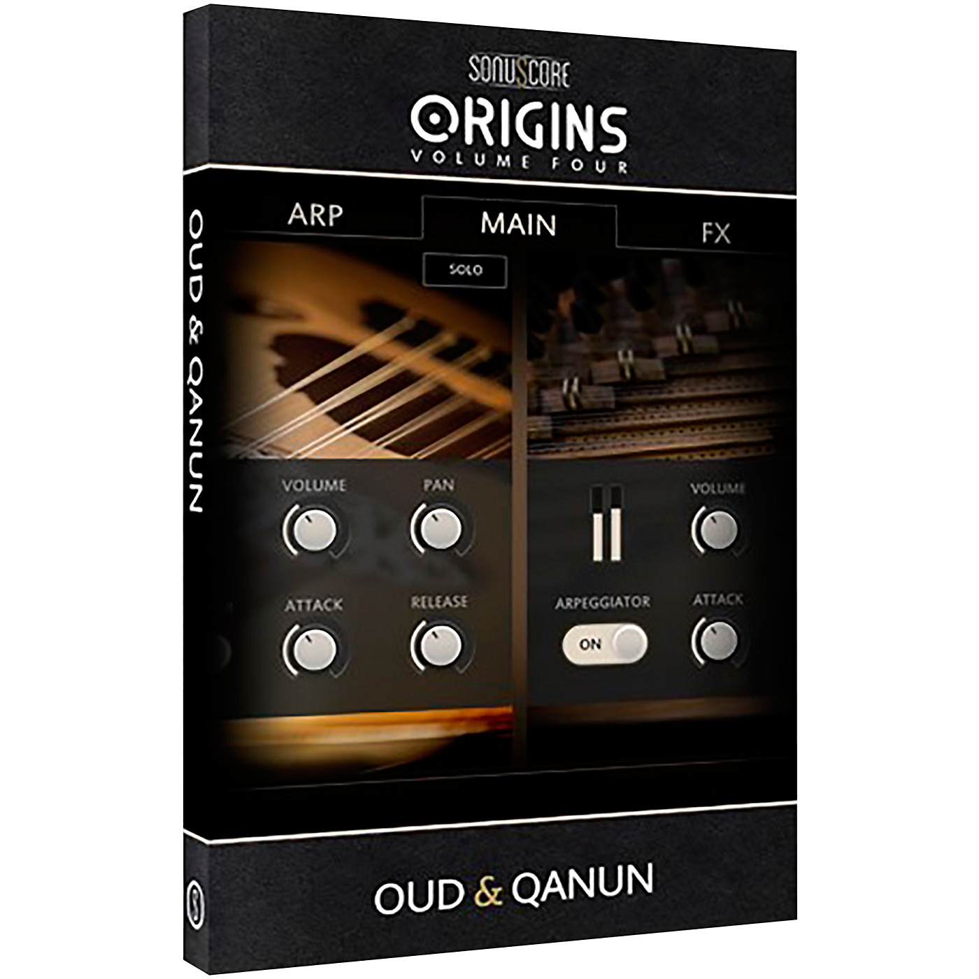 Sonuscore Origins Series Vol. 4 Oud and Quanun thumbnail