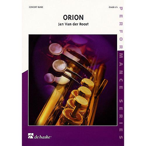 De Haske Music Orion (Score Only, Grade 2.5) Concert Band Level 2.5 thumbnail