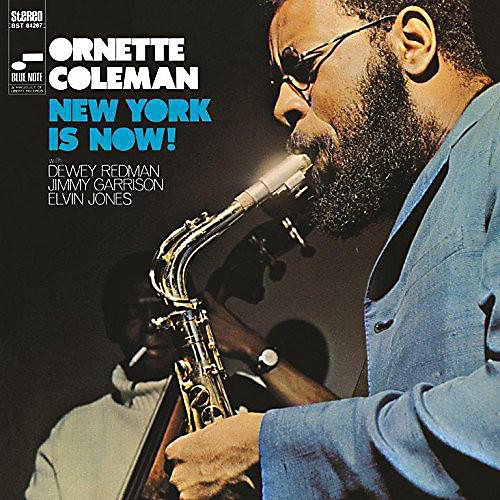 Alliance Ornette Coleman - New York Is Now thumbnail