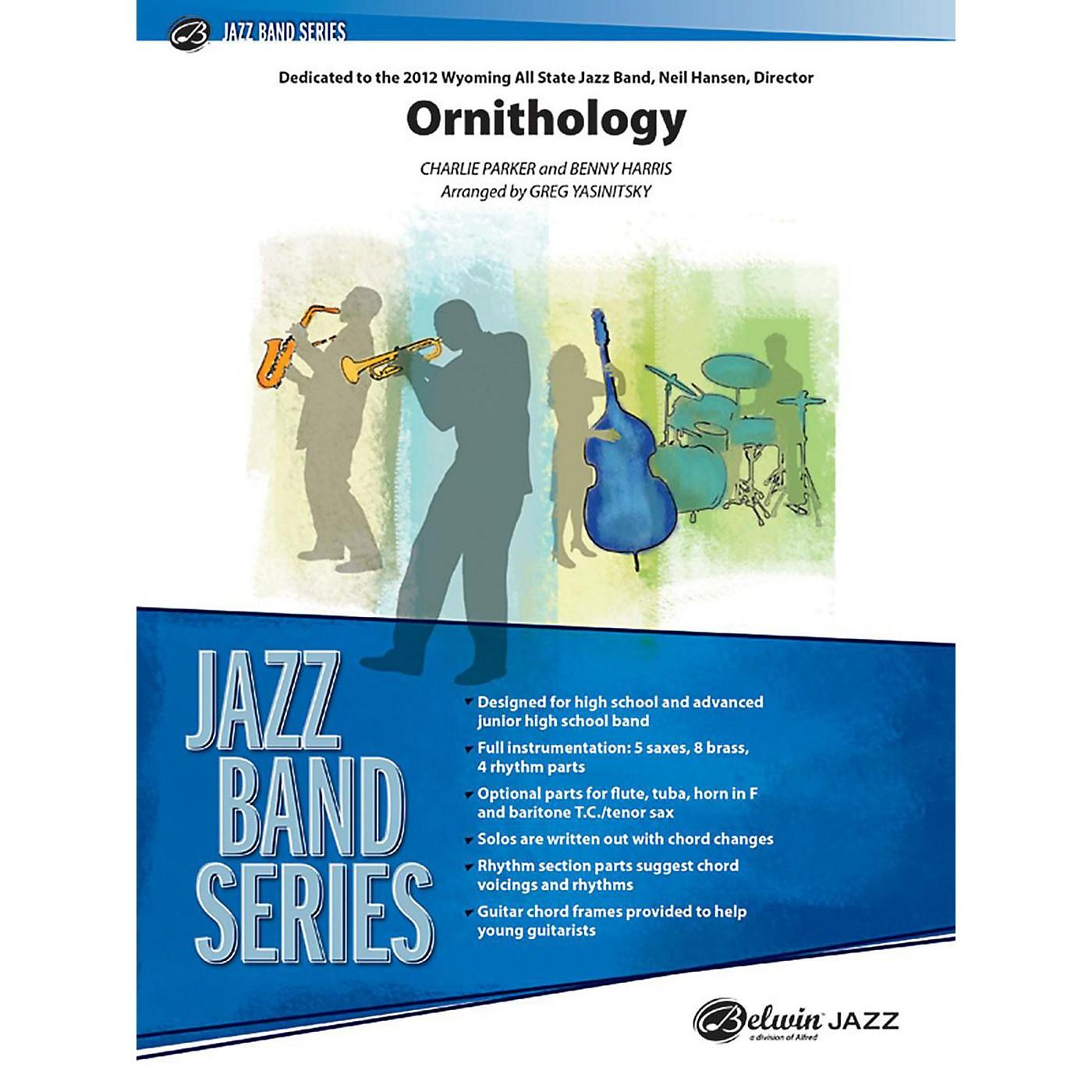 Alfred Ornithology Jazz Band Grade 3 Set thumbnail