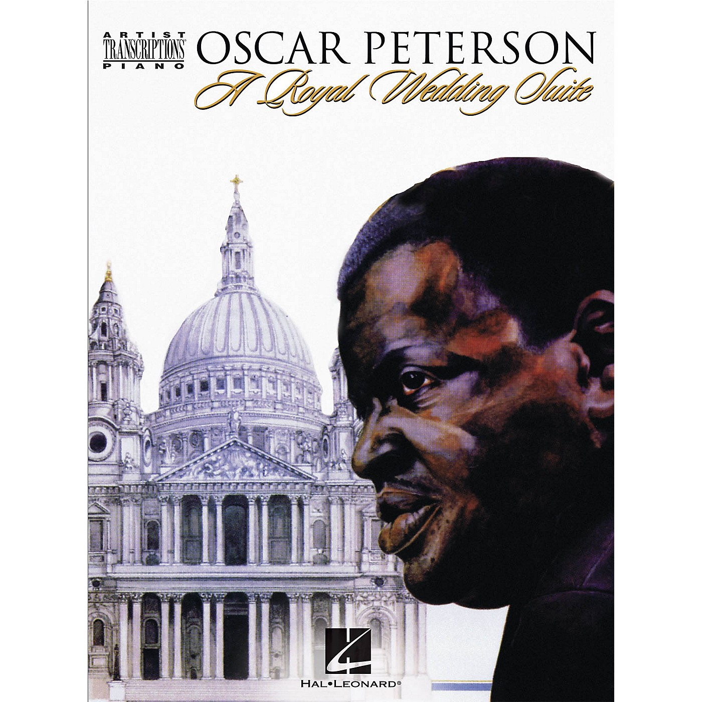 Hal Leonard Oscar Peterson - A Royal Wedding Suite Artist Transcriptions Series Softcover Performed by Oscar Peterson thumbnail