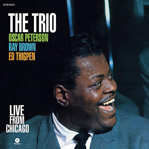 Alliance Oscar Peterson - Live from Chicago thumbnail