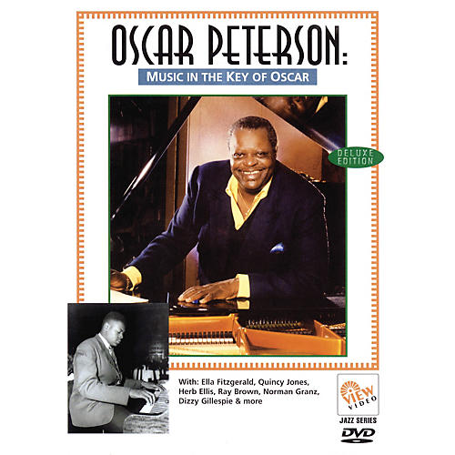 View Video Oscar Peterson - Music in the Key of Oscar Live/DVD Series DVD Performed by Oscar Peterson thumbnail