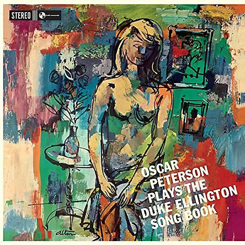 Alliance Oscar Peterson - Plays The Duke Ellington Song Book + 1 Bonus Track thumbnail