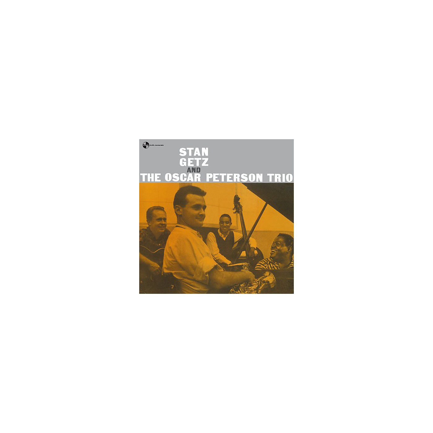 Alliance Oscar Peterson - Stan Getz & Oscar Peterson Trio thumbnail
