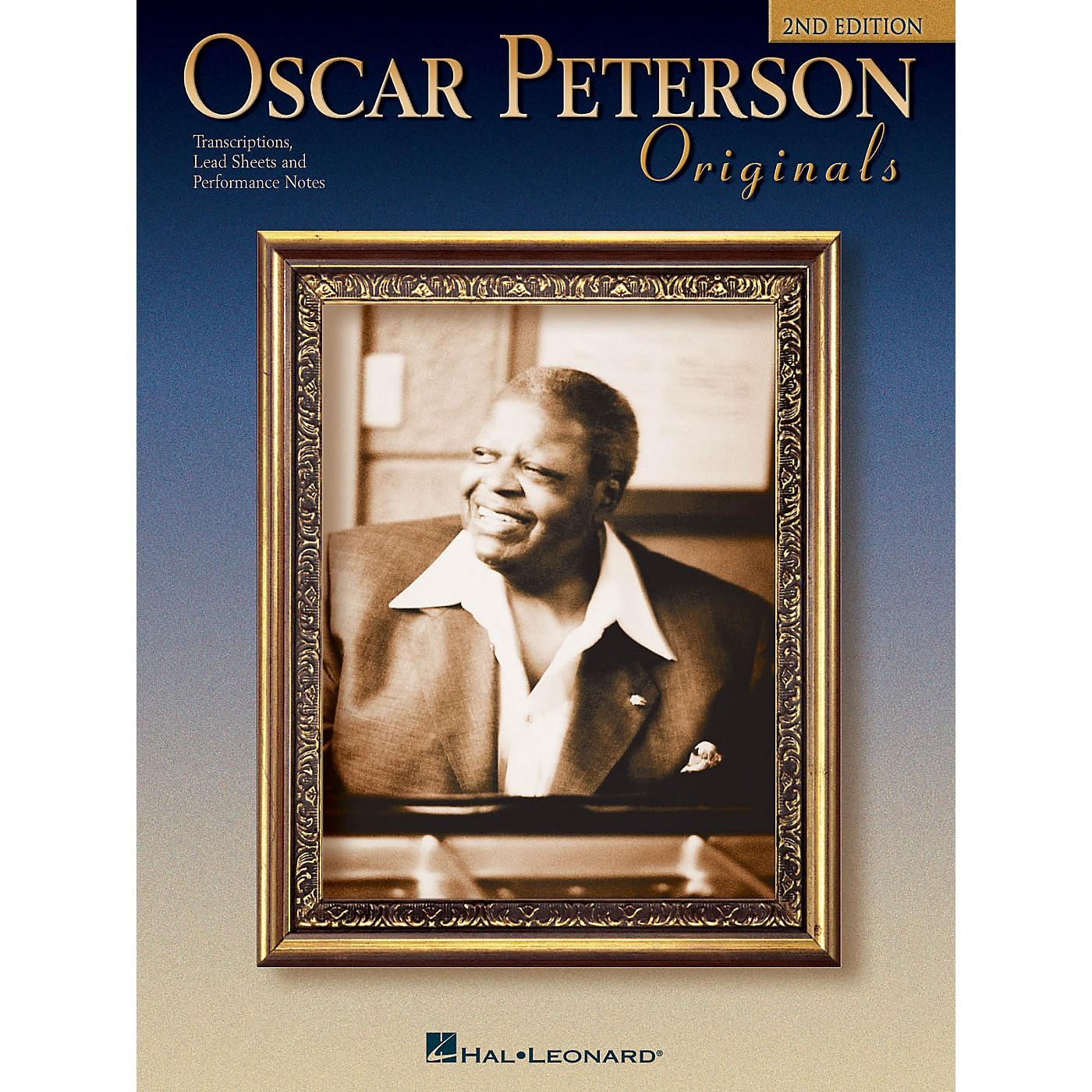 Hal Leonard Oscar Peterson Originals, 2nd Edition Artist Transcriptions Series Performed by Oscar Peterson thumbnail