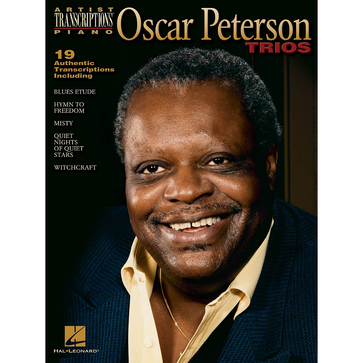 Hal Leonard Oscar Peterson Trios Artist Transcriptions Series Performed by Oscar Peterson thumbnail