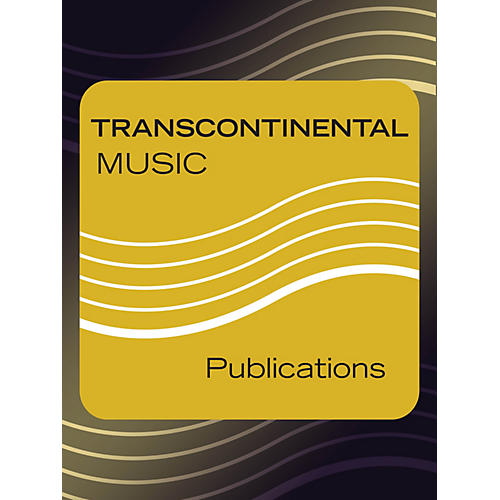Transcontinental Music Oseh Shalom SATB a cappella Arranged by Elaine Broad Ginsberg thumbnail