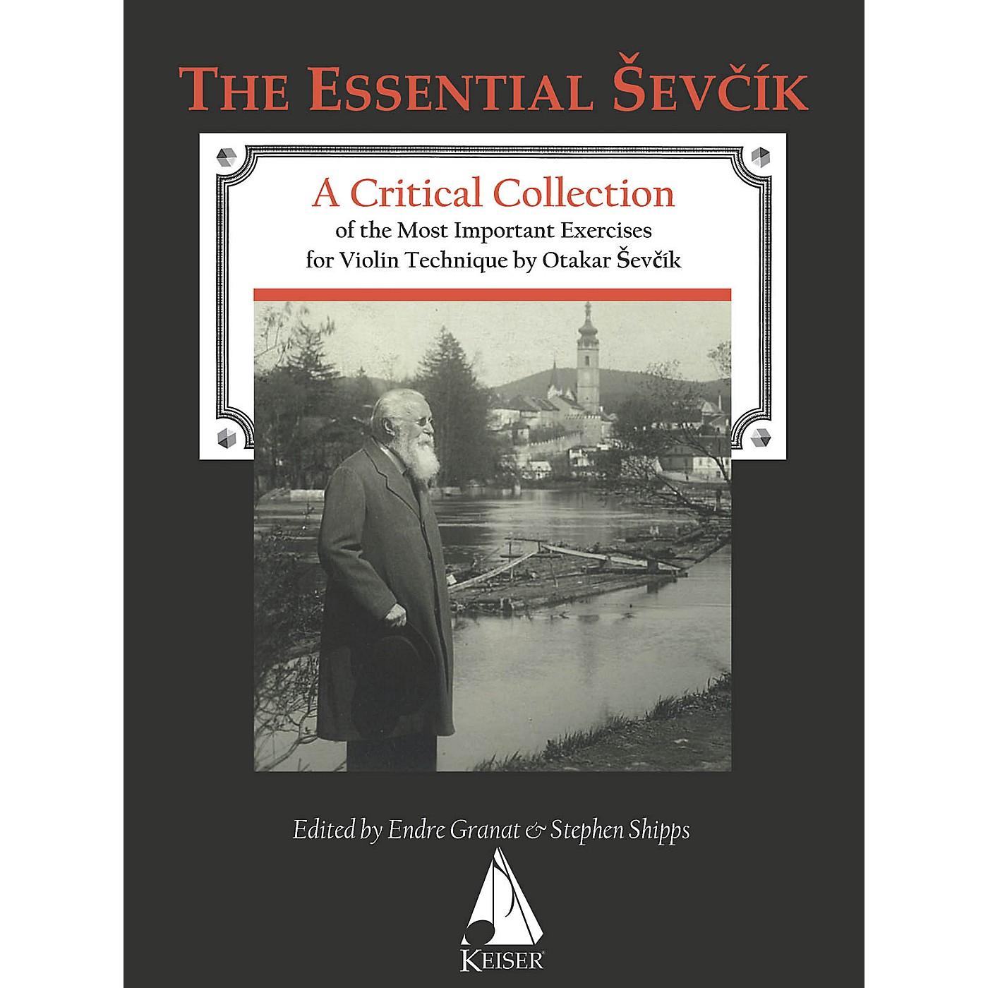 Lauren Keiser Music Publishing Otakar Sevcik - The Essential Sevcik LKM Music Series thumbnail