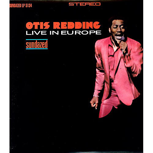 Alliance Otis Redding - Live in Europe thumbnail