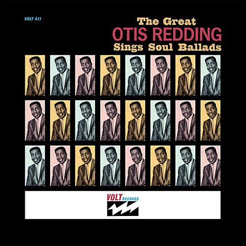 Alliance Otis Redding - The Great Otis Redding Sings Soul Ballads thumbnail